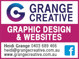 Grange Creative: Graphic Design & Websites