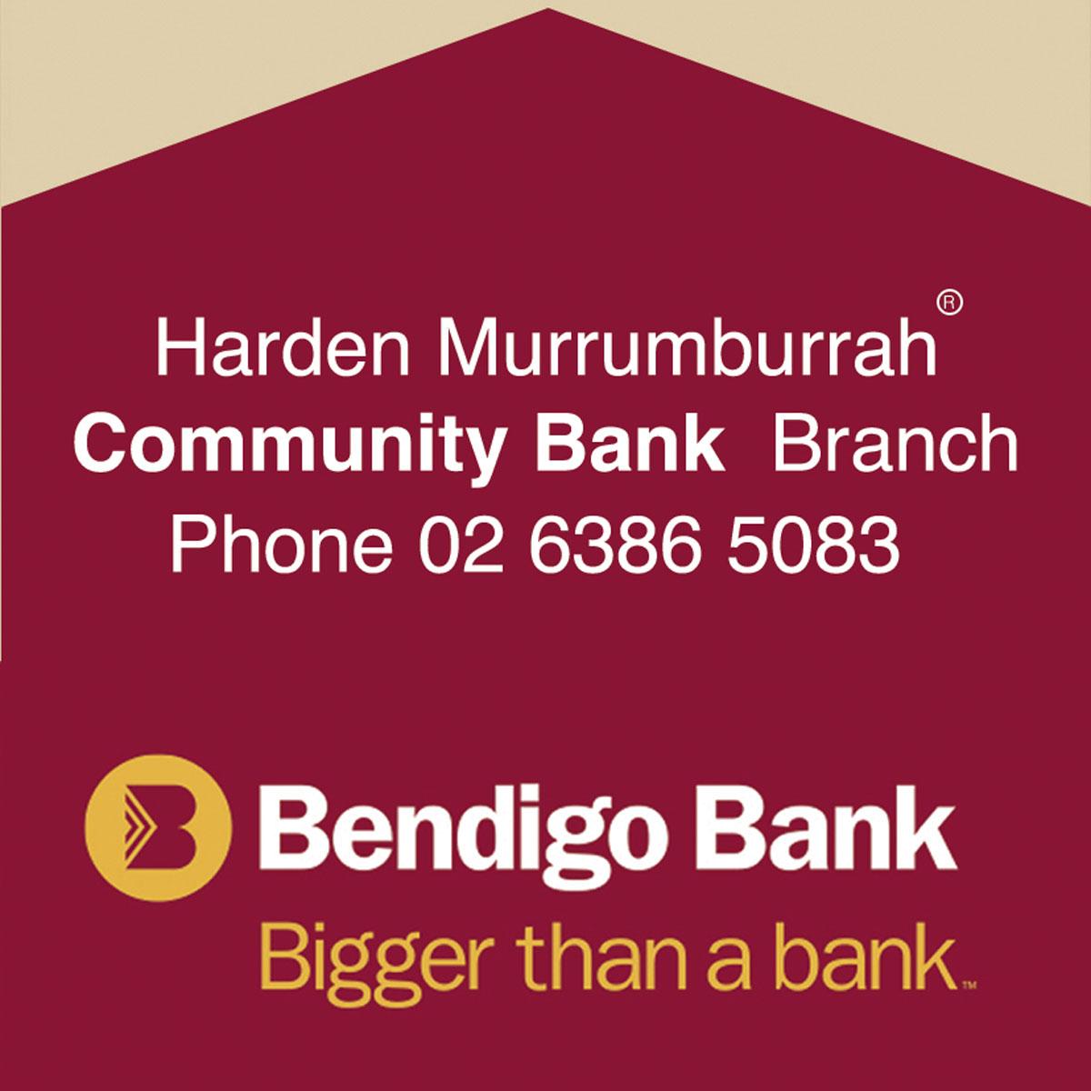 Murrumburrah Australia  City pictures : Hello from the Bendigo Bank Harden Murrumburrah Corner! Good Luck ...
