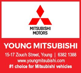 Young Mitsubishi